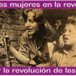 """Continúa la campaña, """"Las mujeres en la revolución y la revolución de las mujeres"""""""