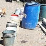 Más barrios sin agua y el problema sigue siendo la energía