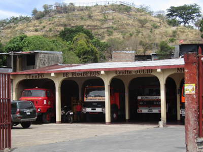 Bomberos-de-Matagalpa