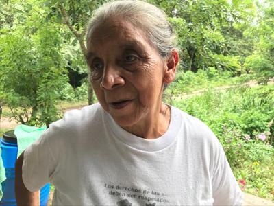 Parteras en comunidades de Matagalpa