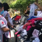 Cruz Roja filial Matagalpa realiza bazar para apoyar servicios sociales