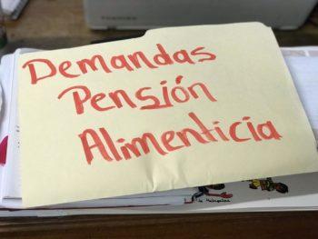 Pension alimenticia demanda matagalpa mujer