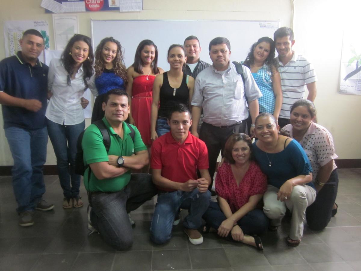 Grupo de Periodismo UNN Matagalpa
