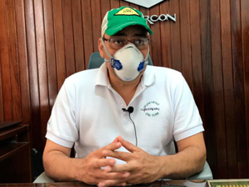 Jorge Eslaquit Gerente Regional de CISA Mercon