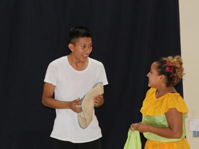 Teatro-en-Matagalpa