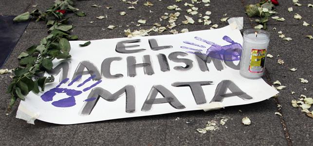 El machismo afecta a toda una sociedad impuesto de generación en generación, hace mucho daño, manifiesta Rosa Chavarría desde el área legal del Colectivo de Mujeres de Matagalpa.