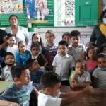 Preescolares comunitarios inician matricula en Matagalpa