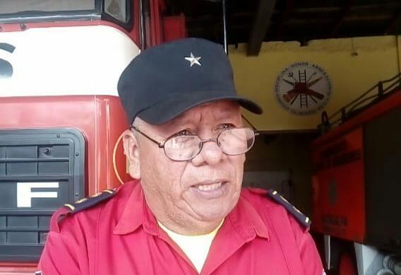 El mayor Juan Ramón Rodríguez del benemérito cuerpo de bombero detalla en qué se basa esta jornada de inspección