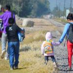 Para muchas el fenómeno de la  migración es un sueño roto
