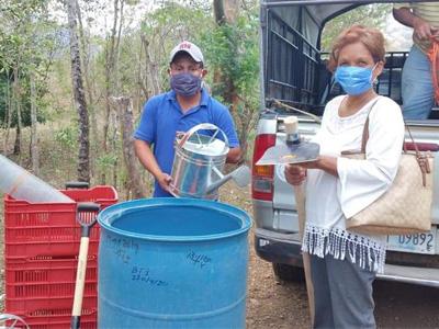 Viveros-Comunitarios-en-Matagalpa