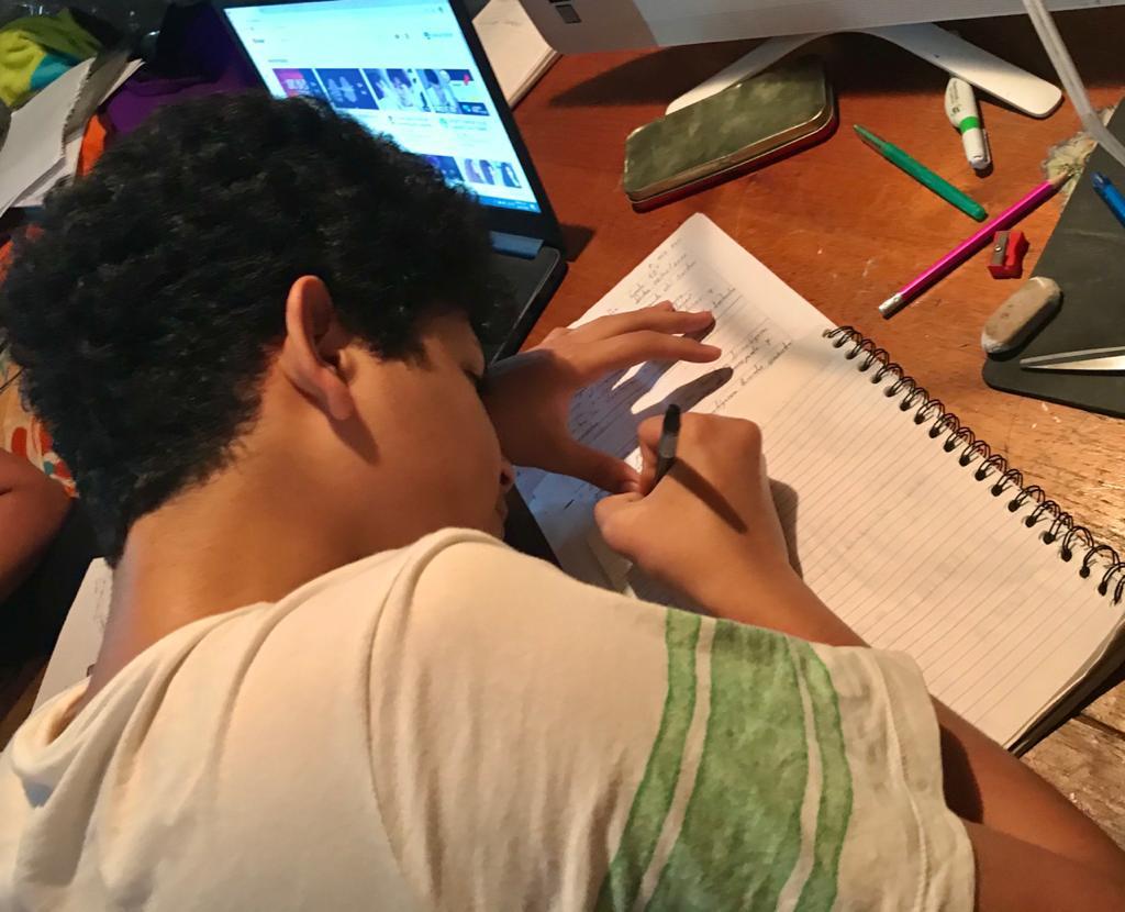 Niñez en clases virtuales Nicaragua - Radio Vos