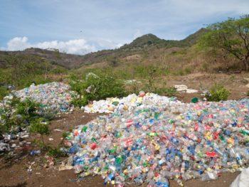 basura vertedero municipal matagalpa plastico
