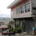 En Matagalpa, NOTIMATV, fue marcado con la palabra plomo