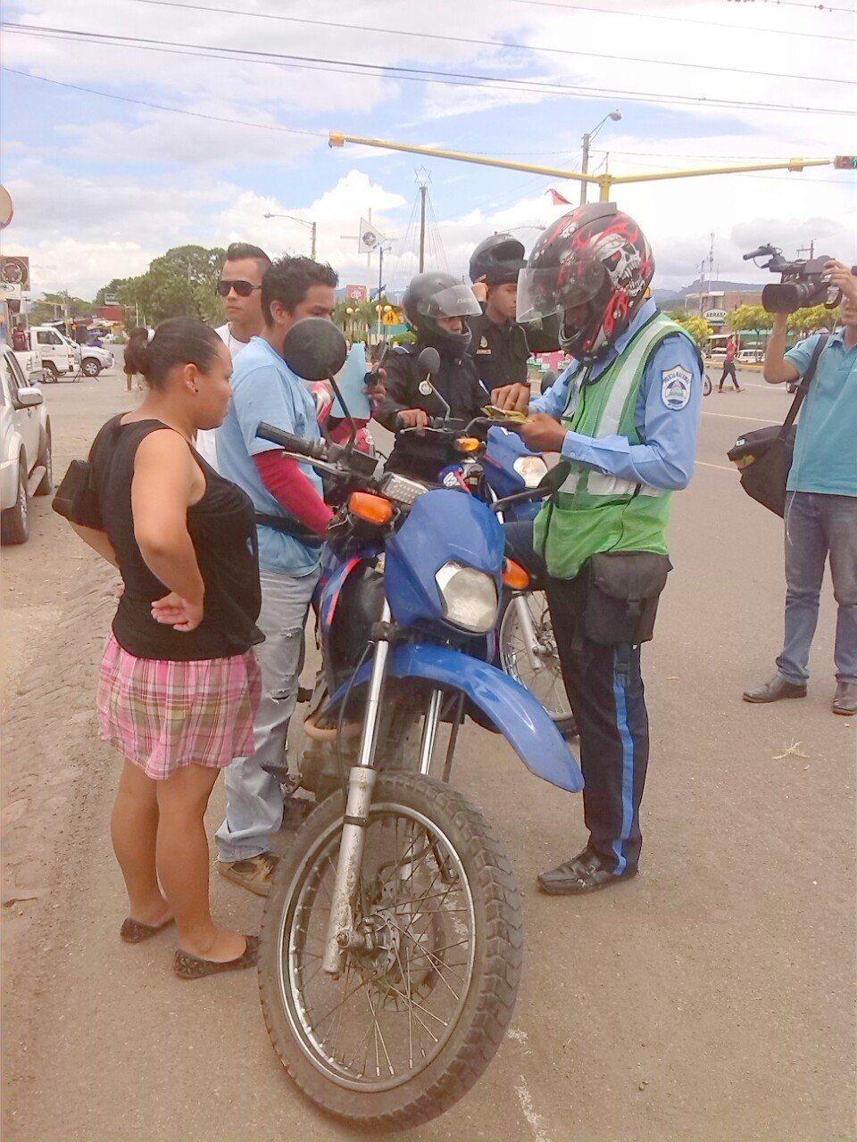 Policia De Matagalpa