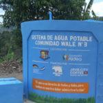 Fundación de Jinotega ejecuta proyectos de agua potable en comunidades donde se escasea