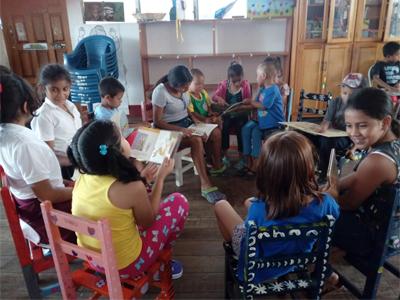 Actividades-niñez-en-Matagalpa