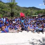 Scouts 99 septentrión, desesperados para reencontrarse