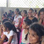 Clausura de trabajo comunitario con festivales artísticos contra la violencia