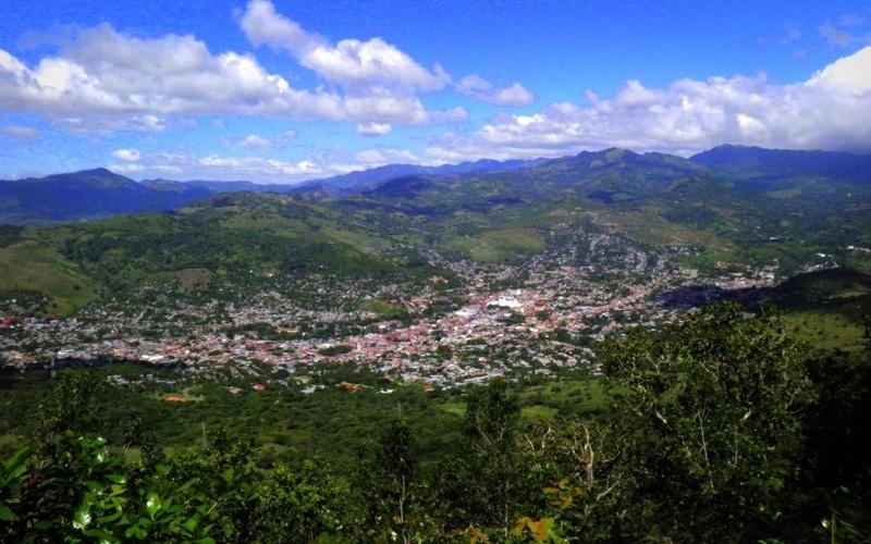 matagalpa Arboles ciudad