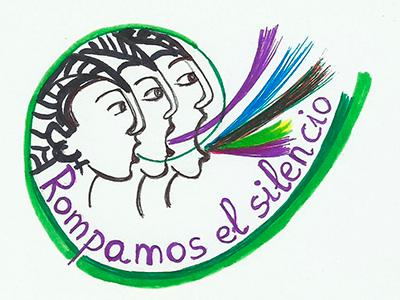 programa rompamos el silencio del colectivo de mujeres de Matagalpa
